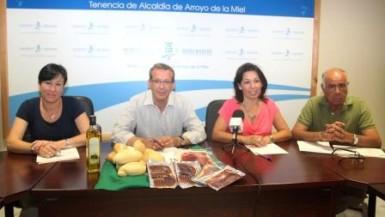 La asociación ¿Yo?¡Producto Andaluz! tiene preparado un desayuno para deleitar tanto a participantes como a asistentes.