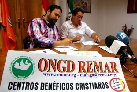 Acuerdo de colaboración con REMAR para la recogida de muebles de la vía públi...