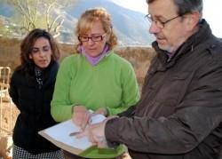 Las catas arqueológicas de La Muralla han permitido localizar herramientas usadas por los hombres del Paleolítico Superior, fecha en la que ya se puede catalogar la presencia de habitantes en Mijas Pueblo gracias a estos trabajos.