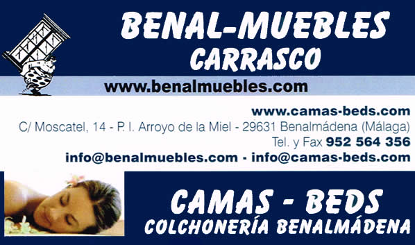 BENALMUEBLES CARRASCO