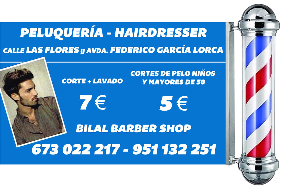 BILAL BARBER SHOP