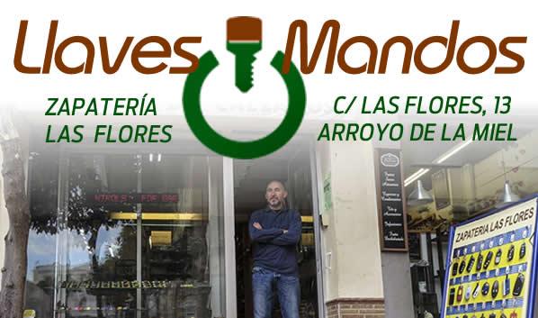 LLAVES MANDOS BENALMADENA