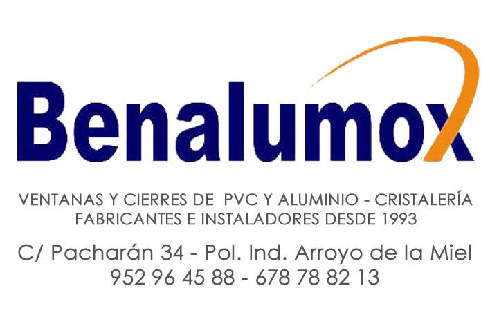 ALUMINIOS LUIS BENALUMOX