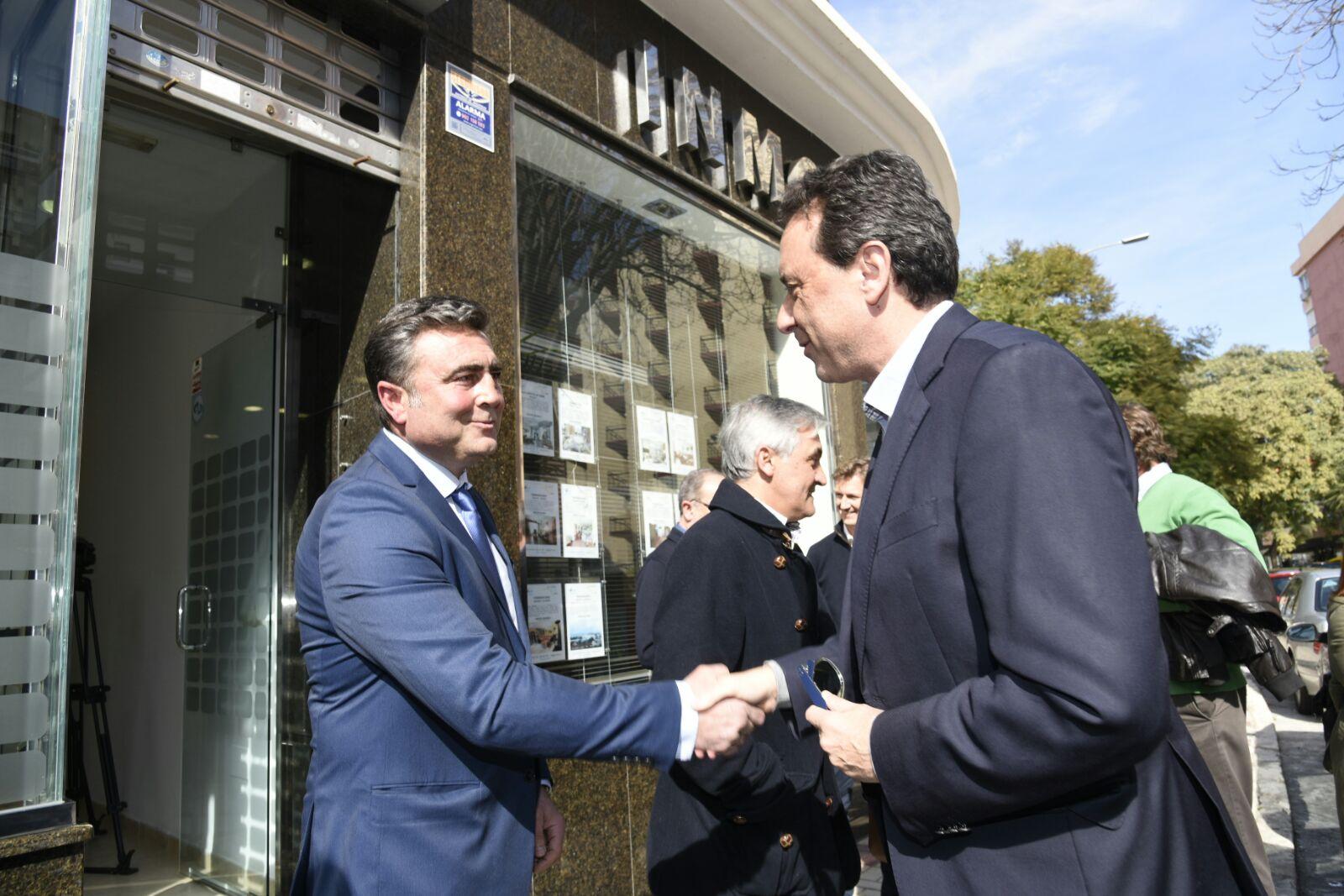 El c rculo de empresarios de torremolinos inaugura su for Oficina de empleo fuengirola
