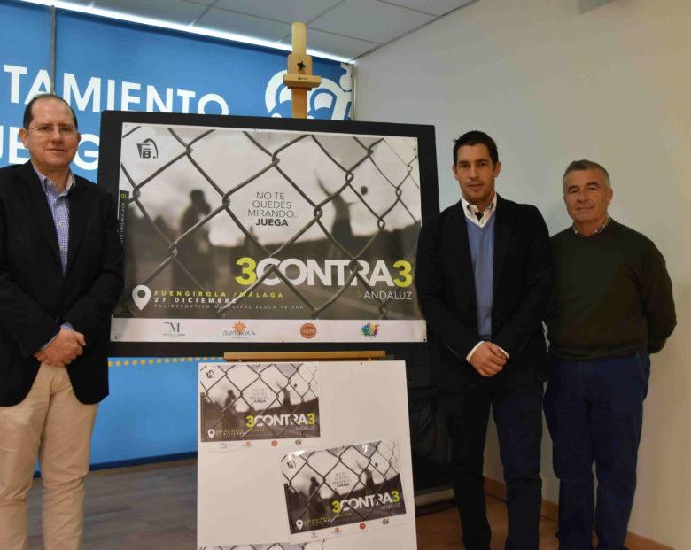 Organizado por el Club Baloncesto Salliver en colaboración con la Federación Andaluza de Baloncesto, la Diputación Provincial y el Ayuntamiento de Fuengirola