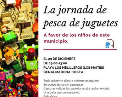 El Club de Pesca de Benalmádena organizará el torneo el próximo 29 de diciembre
