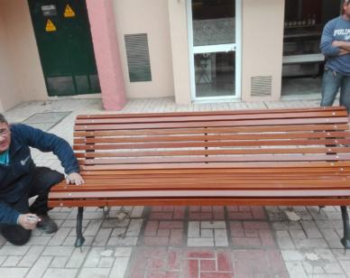 """""""En esta ocasión los trabajadores de Servicios Operativos están desarrollando su labor en calle Higuera"""", ha apuntado Rodríguez"""