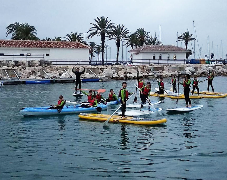 La Escuela estudia ampliar su oferta a los adultos con cursos formativos reglados en materia náutica