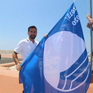 bandera azul 5
